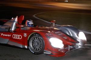 Marcel Fässler, Audi R15, Le Mans 2010
