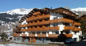 Das sympathische Viersterne-Hotel Nevai in Verbier