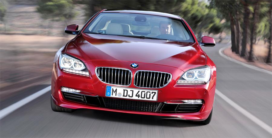 Der neue BMW 6er besticht auch als Coupé mit Dynamik und Eleganz.