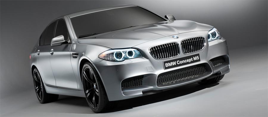 Mit dem V8-Biturbo ist der neue M5 deutlich sparsamer als sein Vorgänger.