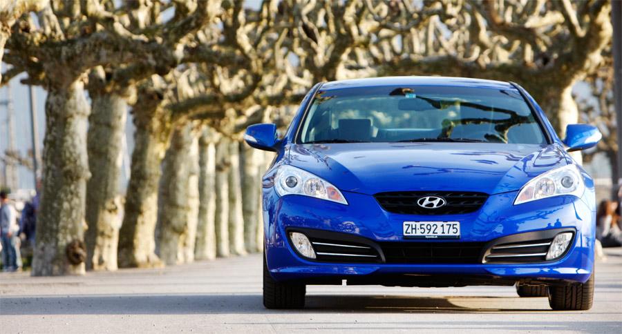 Das Design des neuen Hyundai Genesis wirkt wesentlich dynamsicher als dasjenige seiner Vorgänger.