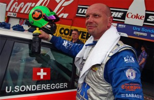 Urs Sonderegger (BMW) gibt in Zolder sein WTCC-Debüt.