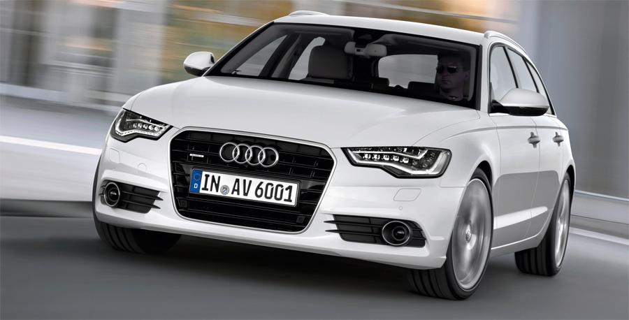 Der neue Audi A6 Avant wirkt ausgesprochen elegant.