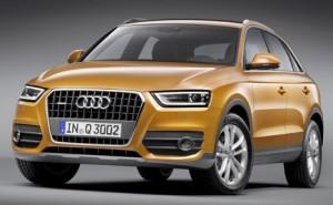Der kompakte SUV Audi Q3 kommt im Herbst