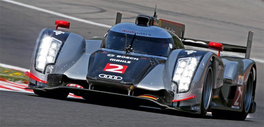 Rang 5 beim Debüt des neuen Audi R18 ist für Fässler eine leise Enttäuschung. Trotzdem ist er für Le Mans zuversichtlich.