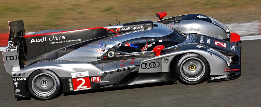 Obwohl Spa für Audi unter den Erwartungen verlief, ist Fässler vom neuen R18 überzeugt und zuversichtlich für Le Mans.