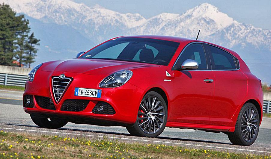 Alfa Romeo gehört im Mai zu den Gewinnern des Monats. Die Giulietta verkauft sich gut.