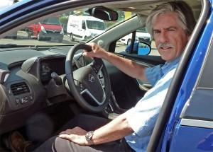 Testfahrt im Opel Ampera: Die Zukunft ist heute.