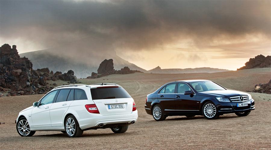 Die C-Klasse von Mercedes hat sich für ihren zweiten Lebenszyklus fit gemacht.