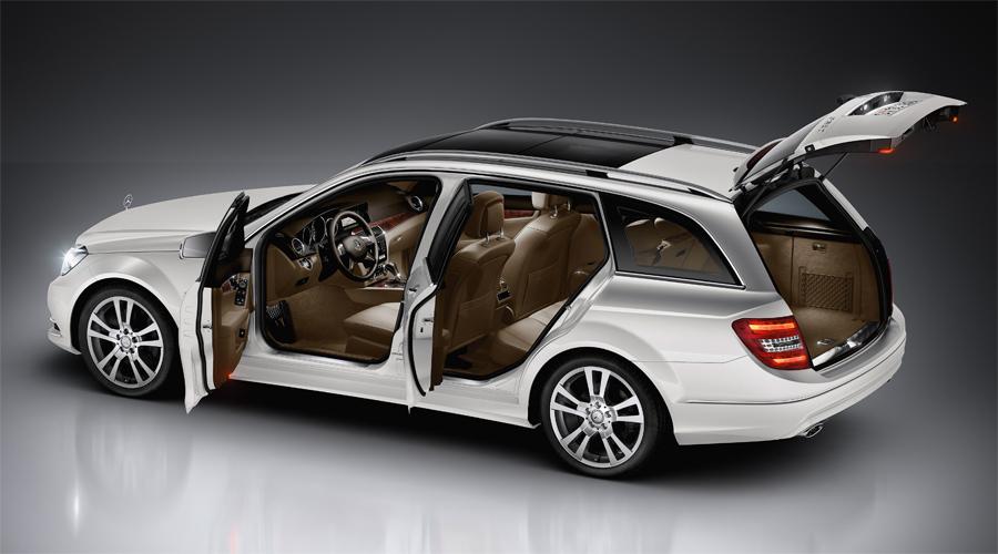 Das T-Modell der Mercedes C-Klasse ist einer der beliebtesten Kombis der Premium-Klasse.