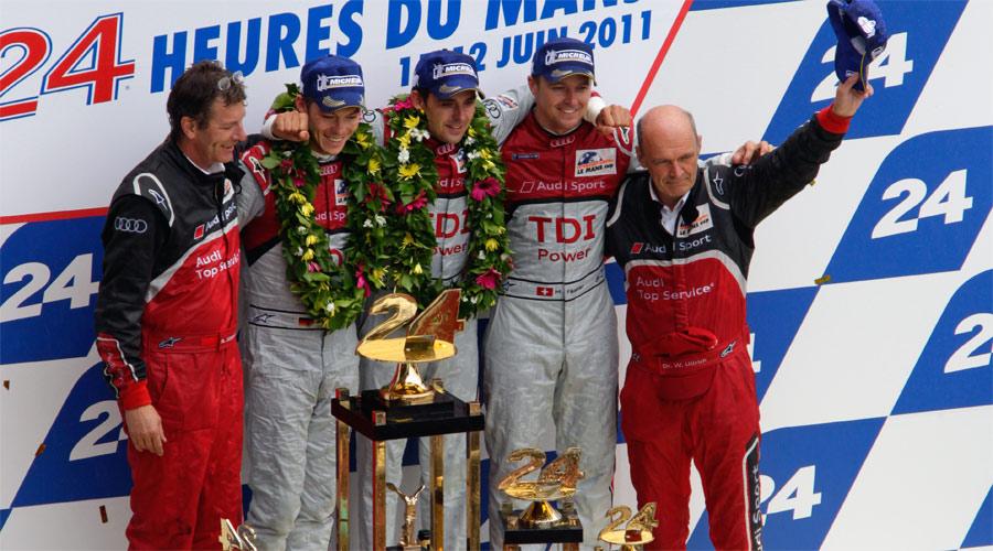 Historischer Schweizer Sieg: Marcel Fässler gewinnt mit Audi das 24-Stunden-Rennen von Le Mans