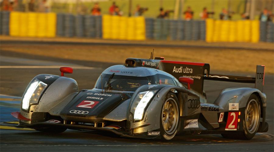 Le Mans-Sieg für Audi-Pilot Marcel Fässler: Das ist wie ein Olympiasieg.