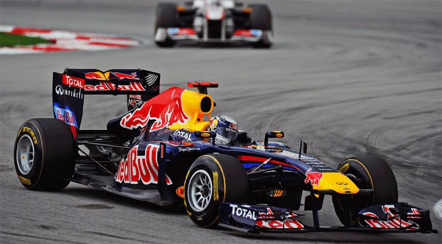 Red Bull macht es möglich: Formel 1 in der Schweiz.