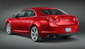 Der neue Chevrolet Malibu besitzt gute Erfolgschancen in seinem Segment.