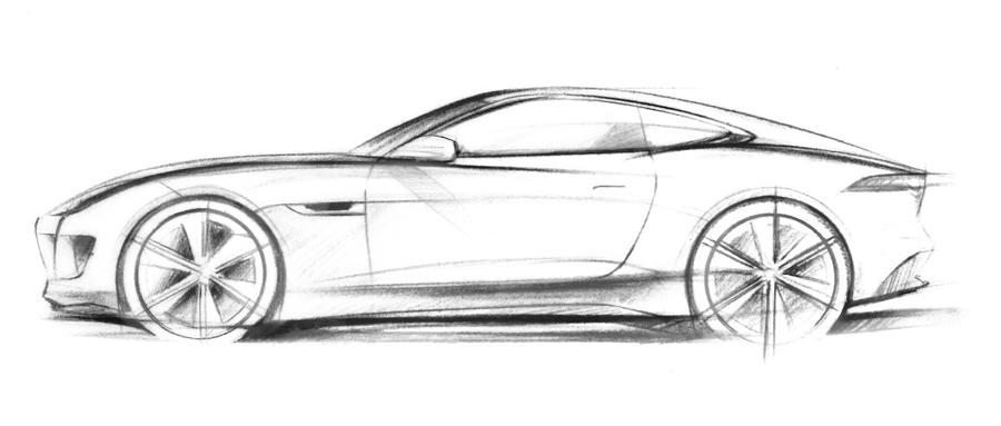 Die seriennahe Studie Jaguar C-X16 soll die Nachfolge des legendären Jaguar E-Type antreten. Weltpremiere an der IAA Frankfurt 2011.