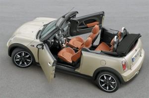 Im Segment der Cabrios hat sich der Mini die Spitzenposition erobert.