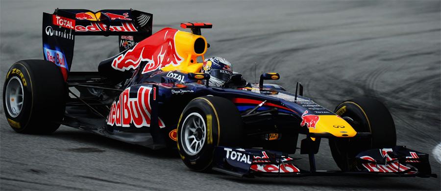 Sébastien Buemi wird mit dem Red Bull Formel 1 in Mollis für Spektakel sorgen.