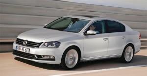 Der VW Passat führt die Verkaufshitparade in der Mittelklasse an, wenngleich wesentlich mehr Kombis als Limousinen verkauft werden.