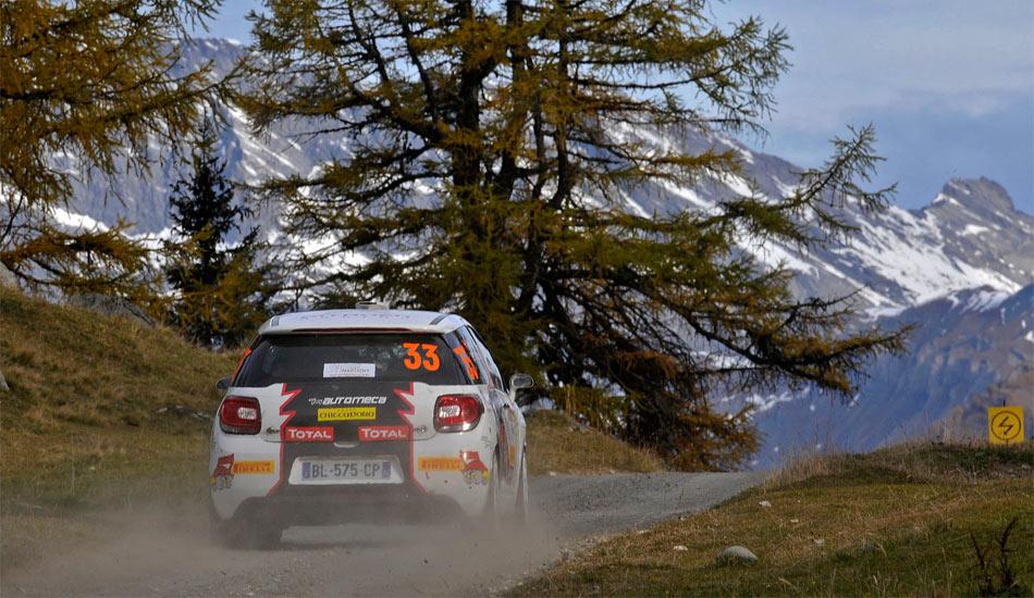 Die Rallye du Valais führt über äusserst anspruchsvolle, bis 37 km lange Sonderprüfungen durch eine herrliche Bergwelt.
