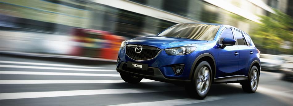 Hinter dem eigenständigen und modernen Technik des neuen Mazda CX-5 verbirgt sich innovative Technik.