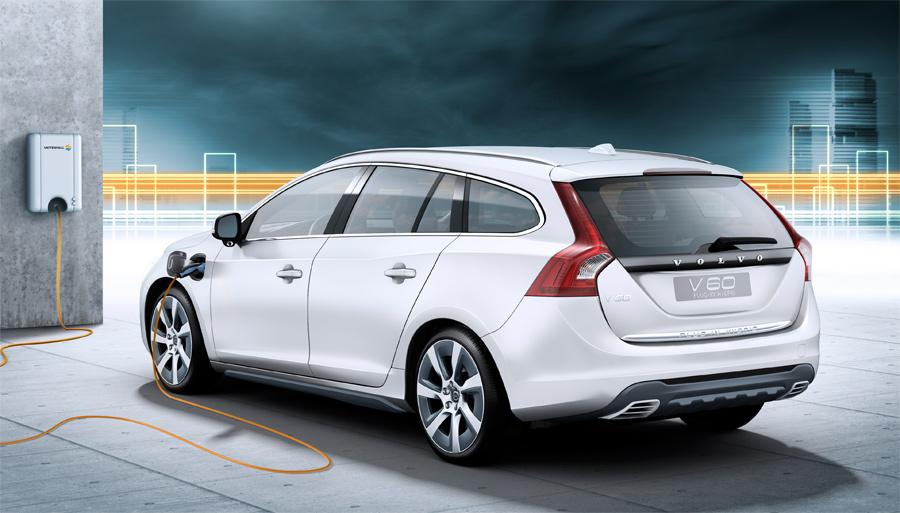 Der Volvo V60 Plug-In Hybrid birgt ein innovatives und vielversprechendes Konzept.