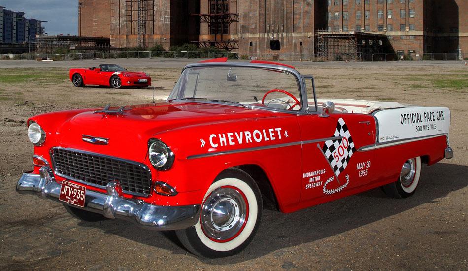 Chevrolet Belair Indianapolis Pace Car von 1955