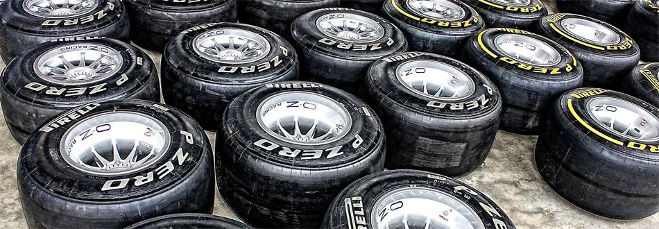 Die unterschiedlichen Reifenmischungen von Pirelli sorgten unter anderem für eine spannende Formel 1-Saison 2011.