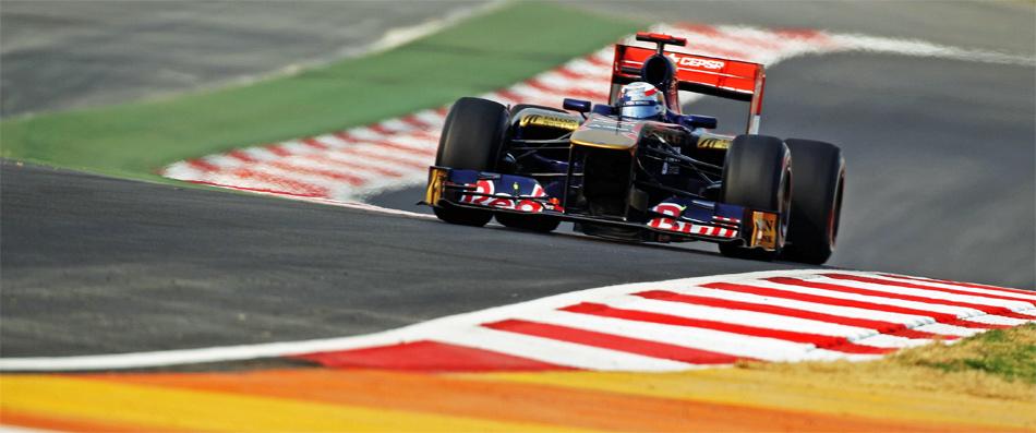 Gut fürs Image: Sébastien Buemi gelangen 2011 im Toro Rosso die zweitmeisten Überholmanöver nach Michael Schumacher.