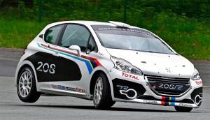 Der neue Peugeot 208 R2 Rallye