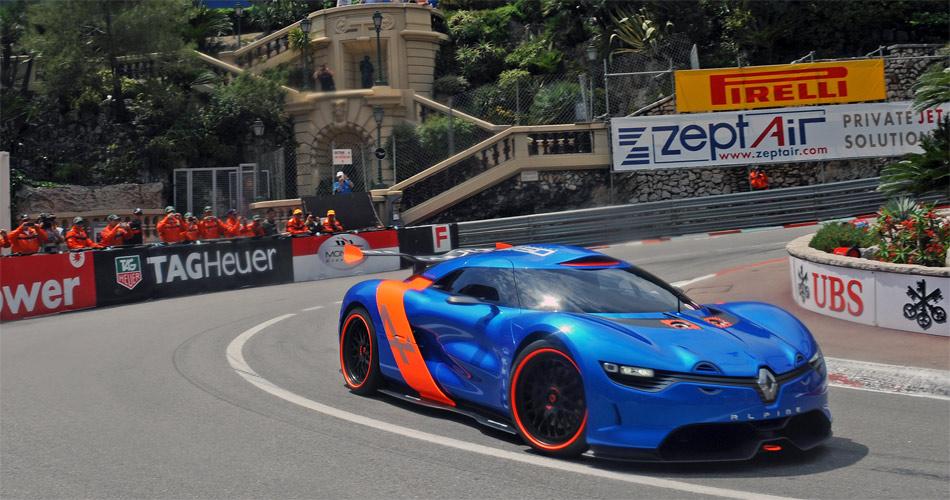 Ob Renault die Sportwagenmarke Alpine mit einem neuen Modell wird aufleben lassen, ist noch nicht entschieden. Es wäre zumindest sehr reizvoll.