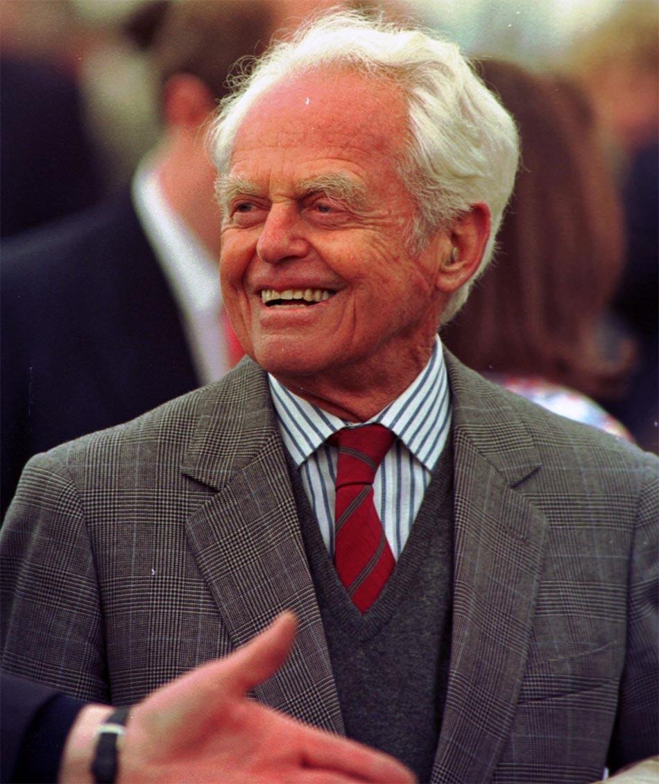 Walter Haefner – Ein grosser Schweizer Wirtschaftspionier ist für immer eingeschlafen.