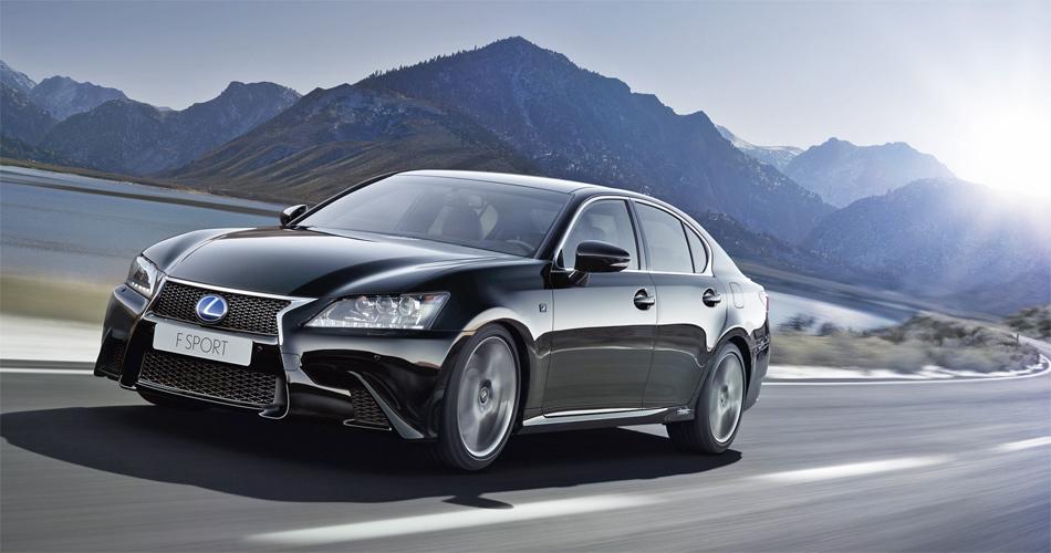 Die neue Generation der Lexus GS-Limousine ist anders und sehr luxuriös.