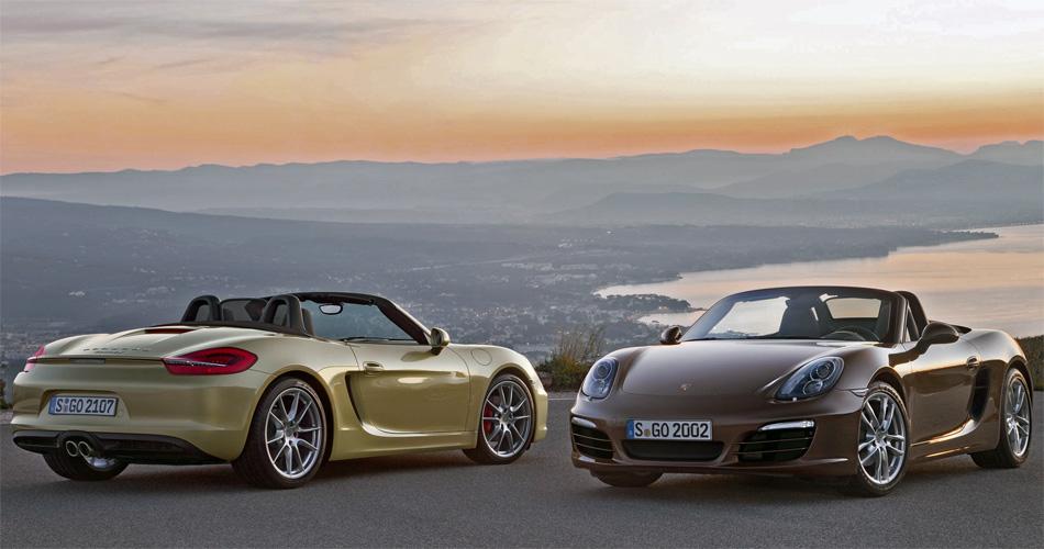Der neue Porsche Boxster ist ein ungemein effizienter, hochkarätiger Sportwagen. Keine Spur von Porsche für arme Leute. Im Gegenteil: Porsche für Leute mit Selbstbewusstsein