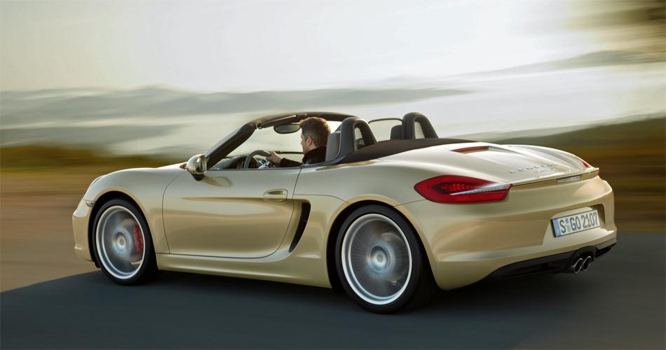 Der neue Porsche Boxster ist schneller, wesentlich leichter und deutlich sparsamer als sein Vorgänger.