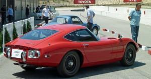 GT86-Vorfahre Toyota 2000 GT: MEHR.....