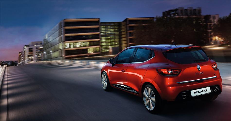 Der neue Renault Clio feiert am Autosalon Paris 2012 Weltpremiere.