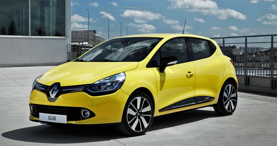 Das sehr dominante Markenlogo soll zukünftig alle neuen Renault-Modelle charakterisieren.