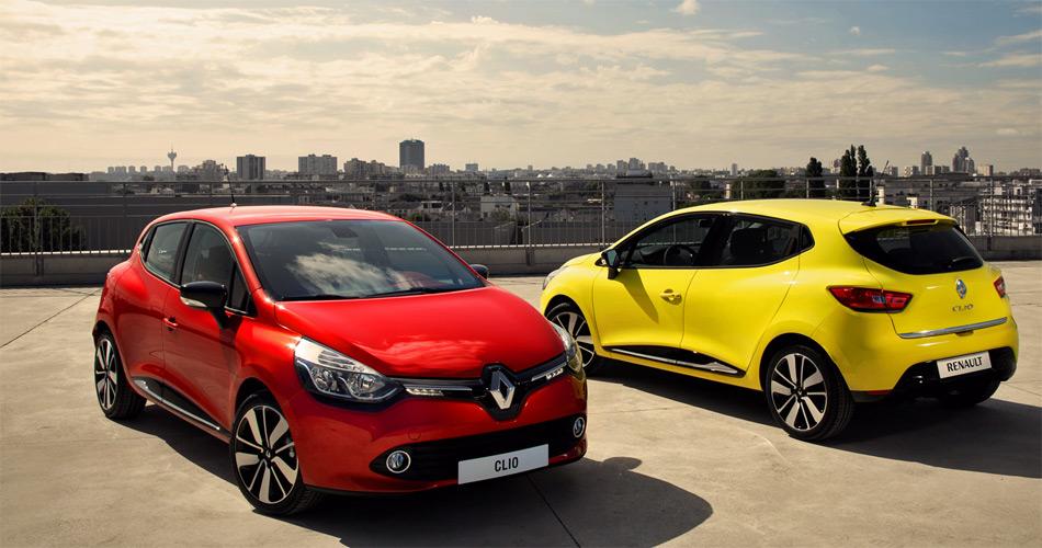 Am November 2012 soll die neue Generation des Renault Clio zu den Händlern rollen.