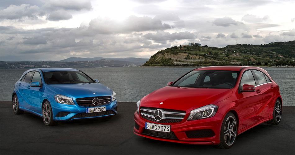 Die neue A-Klasse von Mercedes verfolgt ein völlig neues Konzept und positioniert sich bei den Premium Kompaktfahrzeugen.