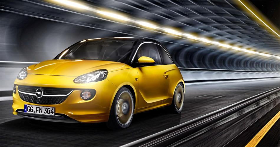 Der Opel Adam wirkt pfiffig und trendig. Geplant sind auch rassige Sportversionen.