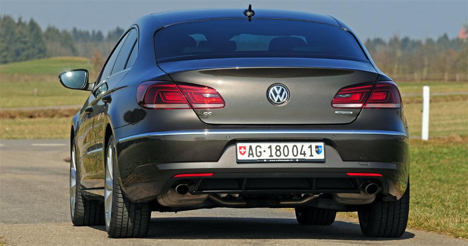 Mit dem getesteten Diesel-Aggregat ist der VW CC kein Sportler, aber ein souveräner Gleiter.