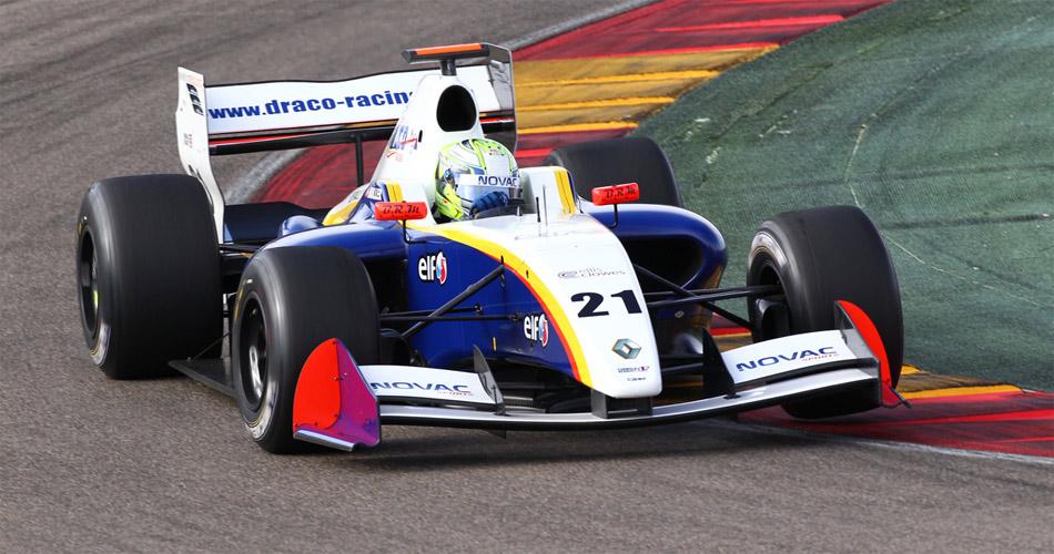 Nach seinem tollen zweiten Platz auf dem Nürburgring kämpfte Rookie Nico Müller in Moskau weniger erfolgreich.