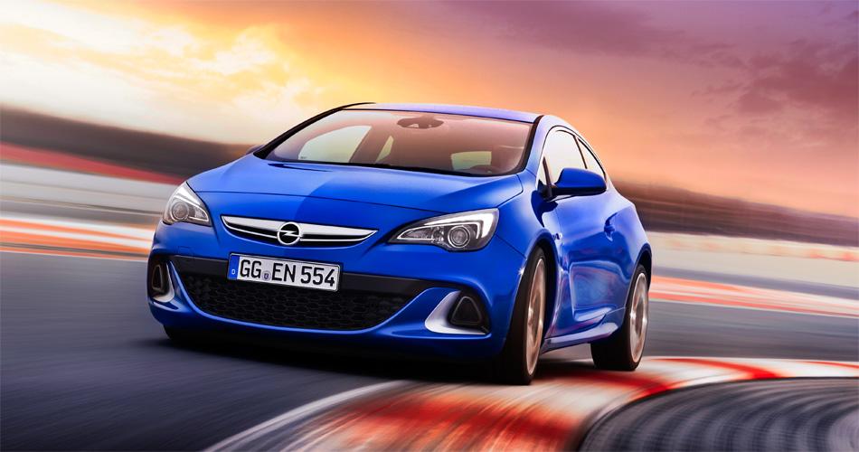 Das verstellbare Flex-Ride-Fahrwerk verleiht dem neuen Opel Astra OPC hervorragende Fahreigenschaften.
