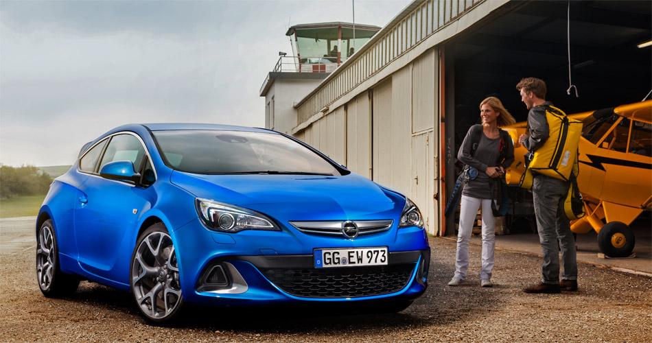 Mit 280 PS ist der neue Opel Astra OPC der stärkste serienmässige Opel Astra aller Zeiten.