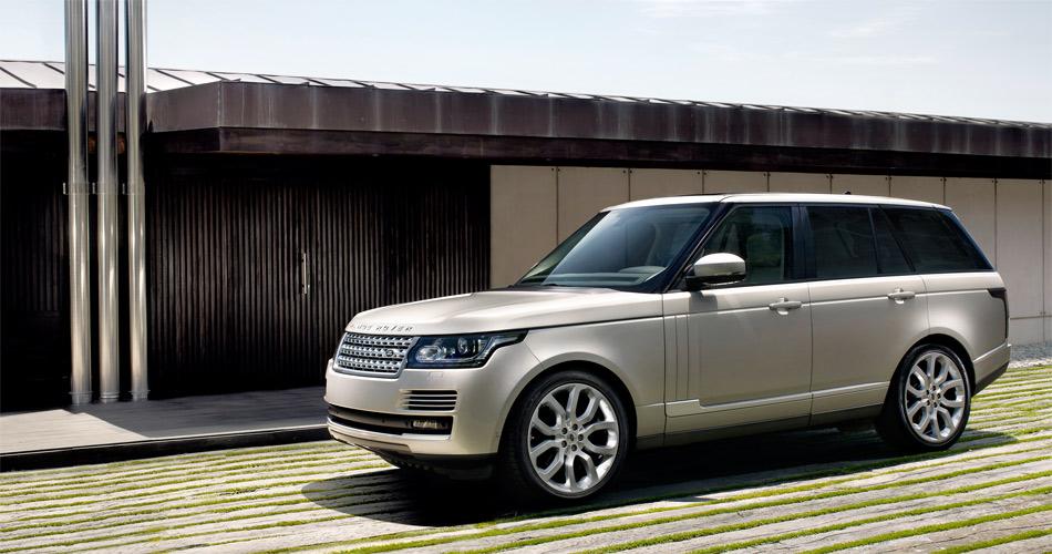 Die vierte Generation der GEländewagen-Ikone Range Rover soll in jeder Beziehung höchste Ansprüche befriedigen.