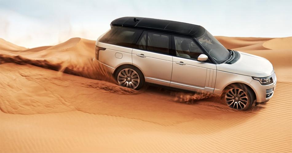 Der neue Range Rover ist in über 20 Ländern bei härtesten Bedingungen über mehrere Millionen Kilometer getestet worden.