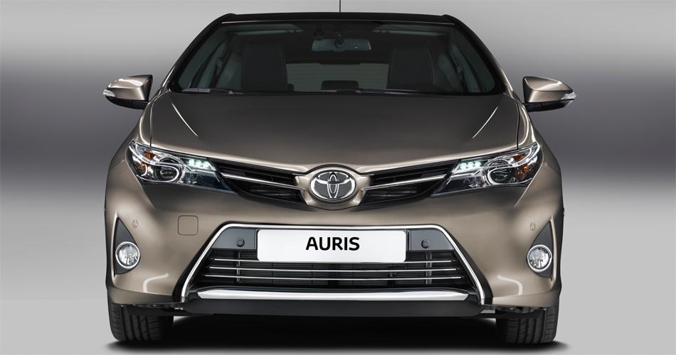 Der neue Toyota Auris strahlt mehr Emotionalität aus als der Vorgänger.