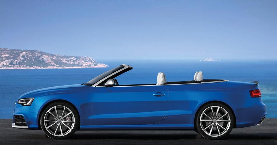 Der neue Audi RS5 verfügt über alle Attribute eines Hochleistungs-Sportwagens und ist dennoch alltagstauglich und auch zum Cruisen ein Genuss.