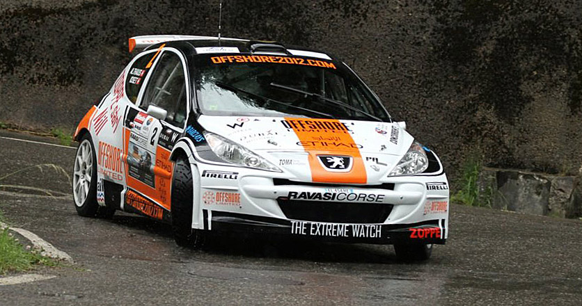 Nicolas Althaus hat sich den Titel des Schweizer Rallyemeisters bereits gesichert. Jetzt will er ihn mit dem Sieg bei der Rallye Valais bestätigen.