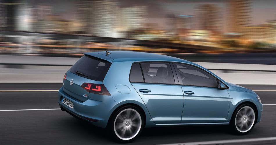 Der neue VW Golf fährt sich zwar unspektakulär, aber sehr effizient und leichtfüssig.